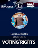 voting rights report 2015